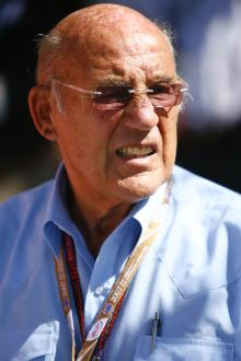 Sir Stirling Moss, Australian F1 Grand Prix, Albert Park, Melbourne, 16-18/3/ 2007,