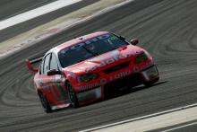 Jamie Whincup (Aust) Vodafone Ford lost his lead in the championshipDesert 400Rd 12 V8 SupercarsBahr