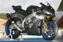 Aprilia makes it eight manufacturers in BSB