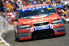 Jamie Whincup, (aust) Team Vodafone 888 Ford NRMA Grand Finale Rd 14 V8 Supercars Oran Park Sy