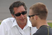 Tony George quits board of series owners