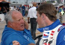 AJ Foyt on the mend after heart op