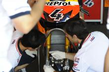 Dovizioso to use Ohlins suspension from Misano.
