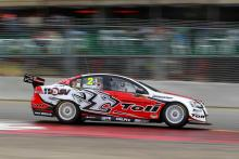 Garth Tander (Aust) # 2 Toll HRT VE Commodore  Races 5 and 6 V8 Supercar Championship Clipsal 500