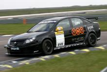 Daniel Lloyd (GBR) Triple Eight Race Engineering Vauxhall Vectra