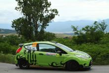 Harry Hunt (GB) Sebastian Marshall (GB), Ford Fiesta R2