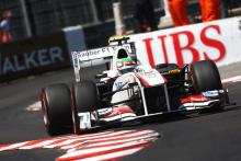 Rosberg reaction saved Perez from worse
