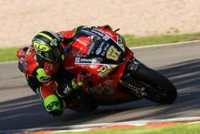 Byrne sweeps practice sessions at Brands Hatch