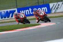 Linfoot beats broken blipper for rostrum result
