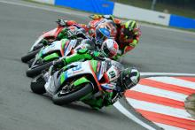 Haslam battles tyre issues for second place fightback