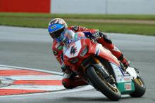 Linfoot out with injury in FP2 fall