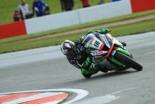 Haslam masters wet for tense Brands Hatch Indy victory