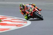 Pole-sitter Byrne more confident with race pace