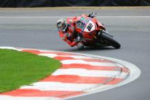 Honda's O'Halloran edges Byrne