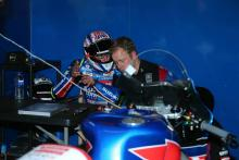 Ray's 'chilled' approach pays off for pole