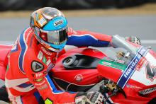 Linfoot out of Thruxton, Cadwell Park with injury