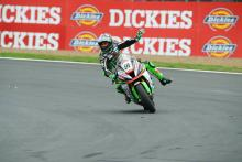 Haslam seals Silverstone hat-trick, Hickman holds final Showdown spot