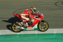 Linfoot escapes major injuries in Assen clash