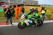 Haslam seals maiden BSB title in Brands Hatch opener