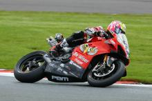 Brookes sets early Brands pace from TT star Hickman