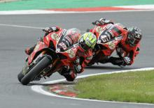 Brookes edges Redding in warm-up