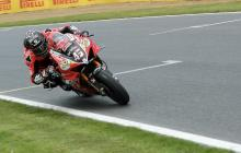 Redding takes clean sweep of Snetterton BSB practice
