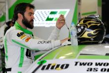 Austin tops BTCC test in brand new Alfa Romeo