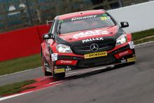 Morgan beats Cook to race three Donington win