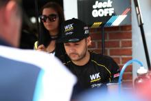 Goff targets front row at Snetterton