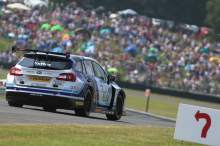 Sutton leads all Subaru front-row ahead of Plato