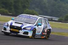 Sutton hits the front for Subaru in FP2