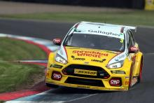 Chilton takes first BTCC win since 2011