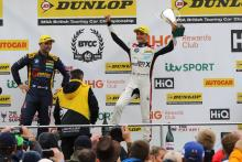 Advantage Turkington after 'excellent' Knockhill score