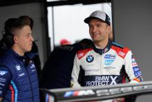'Positive weekend' for joint-leader Turkington