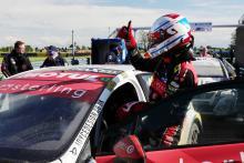 Plato beats Smiley to clinch Silverstone pole