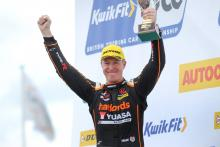 Neal 'chuffed to bits' with double-podium