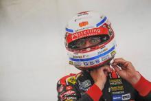Plato quickest in opening Silverstone practice