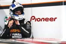 Cammish dominates second practice at Thruxton