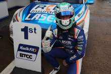 Sutton takes maiden Infiniti BTCC pole position
