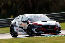 Cammish smashes Silverstone BTCC lap record for second pole in a row
