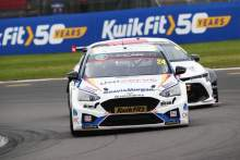 iJake Hill (GBR) - MB Motorsport Ford Focus ST