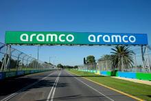 F1 mendapatkan kesepakatan sponsor utama dengan Saudi Aramco