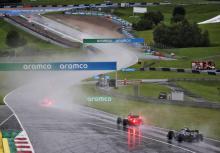 2020 F1 Styrian GP: Saturday LIVE - Hamilton fastest in Q1, Perez out