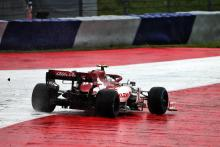 Giovinazzi terkena penalti untuk F1 Styrian GP