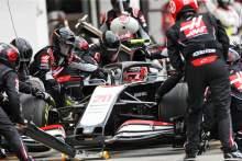 Kedua pembalap F1 Haas memberikan penalti 10 detik untuk F1 GP Hungaria