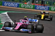 Racing Point docked 15 F1 points after Renault wins protest
