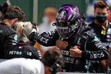 F1 champion Hamilton: 2020 the most important year of my life