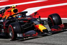 Albon doesn't expect Red Bull F1 tyre advantage in Spanish GP
