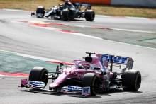 """Perez mengecam penalti F1 yang """"sangat tidak adil"""" karena mengabaikan bendera biru"""