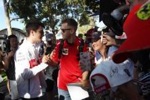 Vettel: No rush for Leclerc-Ferrari switch in 2019